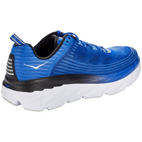 Hoka One One Bondi 6 Running Shoes Men galaxy blue/anthracite